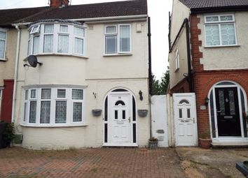 Thumbnail 4 bed end terrace house for sale in Chester Avenue, Luton, Bedfordshire, United Kingdom