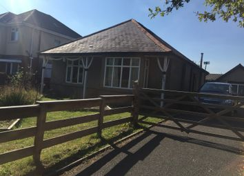Thumbnail 4 bedroom detached bungalow to rent in Redhill Drive, Bournemouth