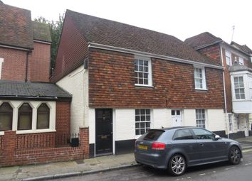 Thumbnail 3 bed town house for sale in Milford Street, Salisbury