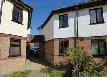 Thumbnail 2 bedroom end terrace house for sale in The Lawns, Wisbech