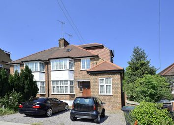 Thumbnail 2 bed flat to rent in Wentworth Avenue, West Finchley
