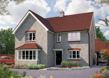 "Thumbnail 5 bedroom detached house for sale in ""The Arundel"" at Cleveland Drive, Brockworth, Gloucester"