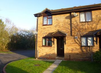 Thumbnail 2 bedroom terraced house to rent in Woodlands, Chineham, Basingstoke