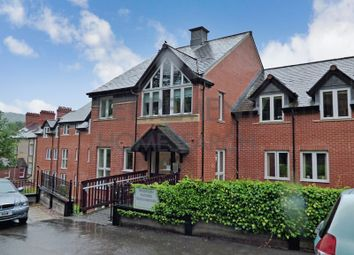 Thumbnail 1 bed flat for sale in Cwrt Glan Y Gamlas, Llangollen