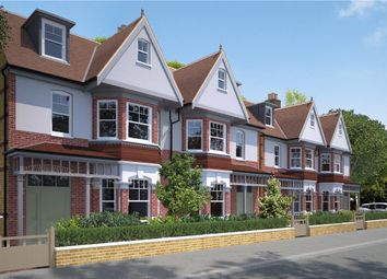 Thumbnail 4 bed terraced house for sale in Dunmore Road, West Wimbledon