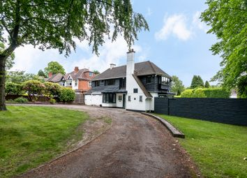 Thumbnail 5 bed detached house to rent in Rosemary Hill Road, Sutton Coldfield, West Midlands