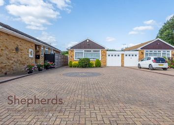 Thumbnail 3 bed semi-detached bungalow for sale in Buttondene Crescent, Broxbourne, Hertfordshire
