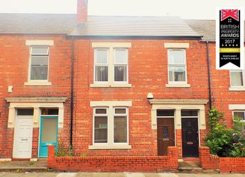 Thumbnail 2 bed flat for sale in Chirton West View, North Shields