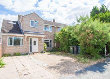 5 bed semi-detached house for sale in Glenacre Close, Cherry Hinton, Cambridge CB1