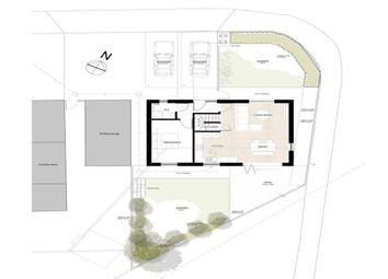 Thumbnail 2 bed detached house for sale in Overhill, Pill, Bristol