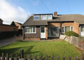 Thumbnail 4 bed semi-detached bungalow for sale in Woodfield Road, Harrogate