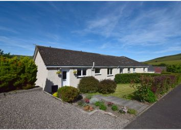 Thumbnail 2 bed semi-detached bungalow for sale in Ladhope Crescent, Galashiels