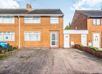 Thumbnail 3 bedroom semi-detached house for sale in Acorn Road, Essington, Wolverhampton