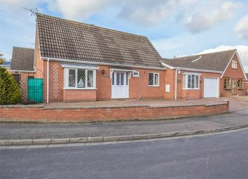 Thumbnail 3 bed detached bungalow for sale in Larch Road, Cleethorpes, Lincolnshire