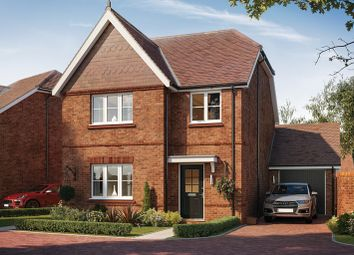 Thumbnail 4 bed detached house for sale in Rivernook Farm, Walton On Thames