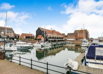 Thumbnail 2 bed flat for sale in Leeward Quay, Eastbourne