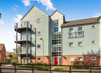 Thumbnail 2 bed flat for sale in Bridge Hook Close, Wolverton Mill, Milton Keynes