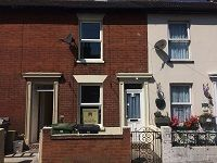 Thumbnail 2 bed terraced house to rent in Duncan Road, Great Yarmouth