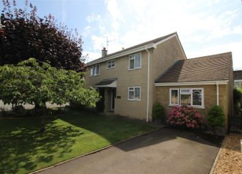 Thumbnail 4 bedroom detached house for sale in Gregory Close, Sutton Benger, Chippenham