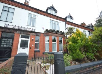 Thumbnail 6 bed terraced house for sale in Mayfield Road, Grassendale, Liverpool