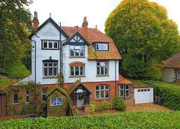 Thumbnail 4 bed semi-detached house for sale in Heatherdale Road, Camberley