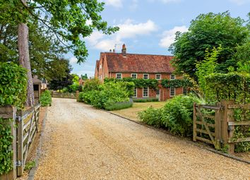 Thumbnail 5 bed farmhouse for sale in Lodge Farm, Heath Lane, Codicote