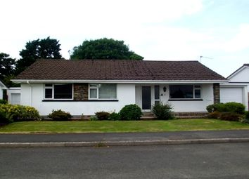Thumbnail 3 bed detached bungalow to rent in Normans Way, St. Tudy, Bodmin