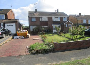Thumbnail 3 bed property to rent in Coltsfoot Road, Ware