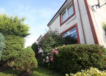 Thumbnail 2 bed flat for sale in Manse Terrace, Clackmannan