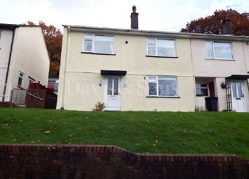 Thumbnail 3 bed end terrace house for sale in Graig Wood Close, Newport, Gwent.
