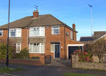 Thumbnail 3 bed semi-detached house for sale in Dringthorpe Road, York