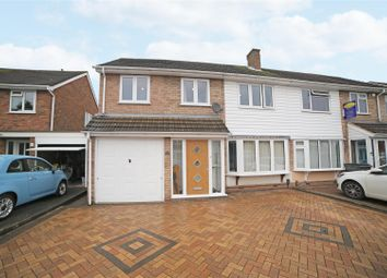 Thumbnail 4 bed semi-detached house for sale in Shrewsbury Fields, Shifnal