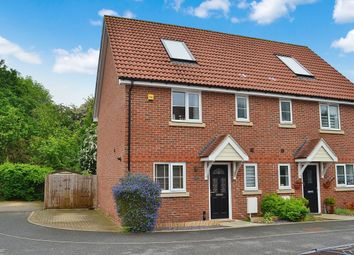 Thumbnail 3 bed semi-detached house for sale in Parish Way, Takeley, Bishop's Stortford