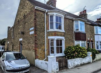 Thumbnail 2 bed flat to rent in Nelson Road, Whitstable