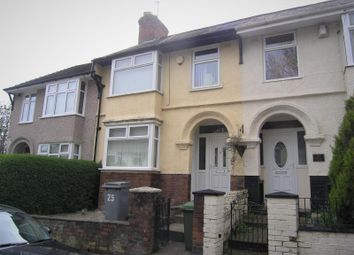 Thumbnail 3 bed terraced house to rent in Albany Road, Rockferry, Wirral, Merseyside