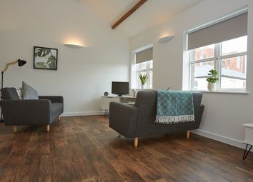 Thumbnail 2 bed flat to rent in Impact, Upper Allen Street, Sheffield