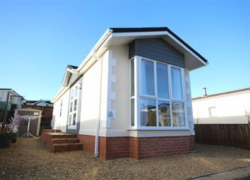 Thumbnail 1 bed mobile/park home for sale in Brook Meadow, Wroughton, Swindon