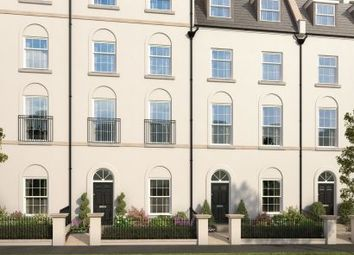 Thumbnail 4 bed town house for sale in Haye Road, Plymouth, Devon