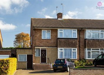 Thumbnail 3 bed semi-detached house for sale in Bullhead Road, Borehamwood, Hertfordshire