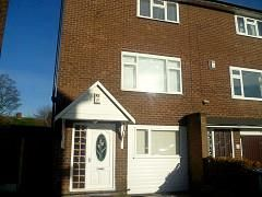 Thumbnail 3 bedroom mews house to rent in Alison Grove, Eccles, Manchester