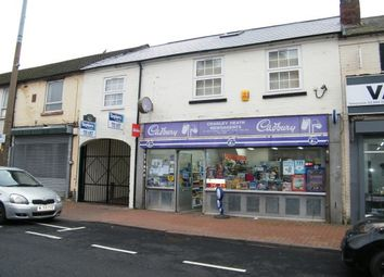 Thumbnail 2 bed flat to rent in 37C High Street, Cradley Heath