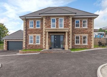 Thumbnail 5 bed detached house for sale in Cwrt Pen-Y-Fai, Pen-Y-Fai, Bridgend