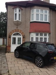 Thumbnail 3 bed semi-detached house to rent in Southgate, London
