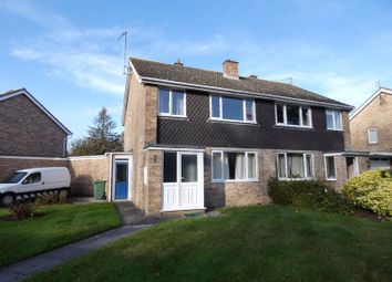 Thumbnail 3 bed semi-detached house for sale in Court Gardens, Hempsted, Gloucester