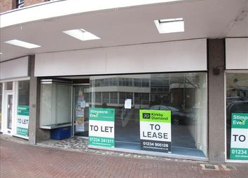Thumbnail Retail premises to let in 50 St Loyes Street, Bedford