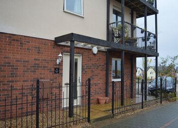 Thumbnail 2 bed property to rent in Smallhill Road, Lawley Village, Telford