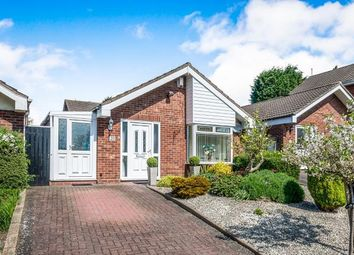 Thumbnail 2 bed bungalow for sale in Fairfield Close, Heath Hayes, Cannock, Staffordshire
