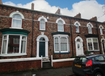 Thumbnail 3 bed terraced house for sale in Victoria Avenue, Stockton-On-Tees, Cleveland
