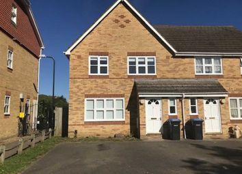 Thumbnail 4 bed property to rent in Brookfield Close, Chertsey