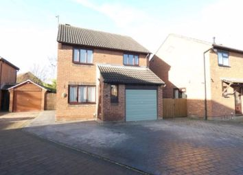 Thumbnail 3 bed detached house to rent in Pasture Close, Sherburn In Elmet, Leeds
